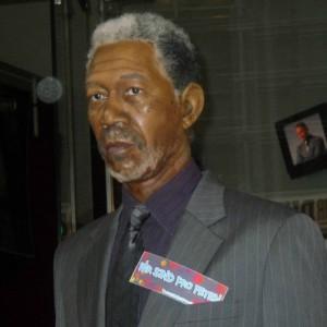 Morgan Freeman (Jule Quaassdorff)