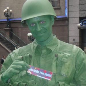 Soldier New York (Jule Quaassdorff)